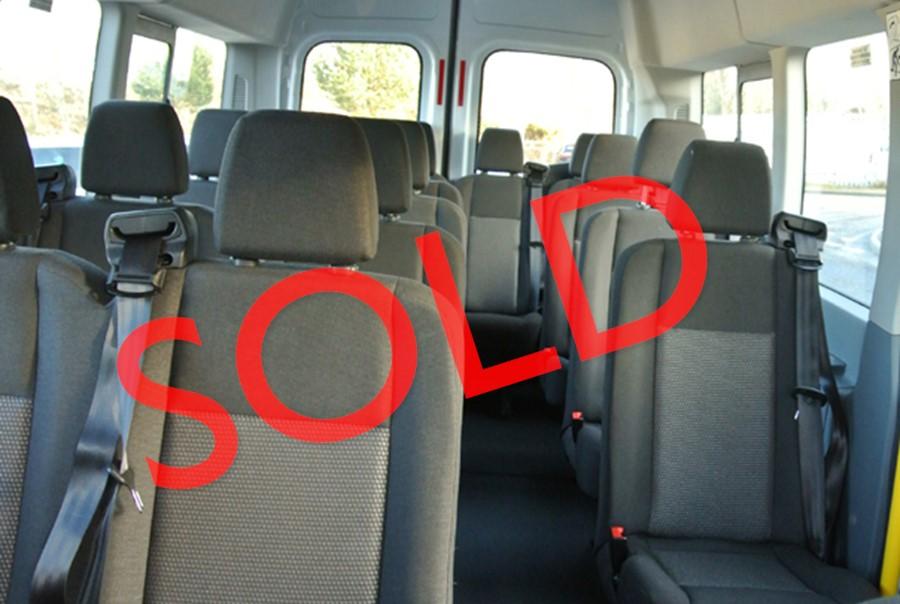 Ford Transit 460 Econetic Tech Minibus