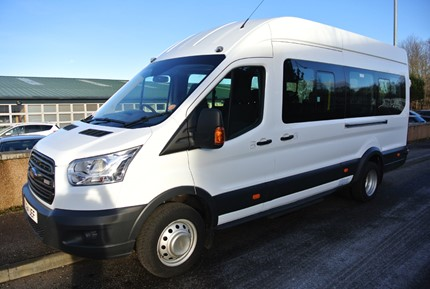 Picture of Ford Transit 460 Econetic Tech Minibus