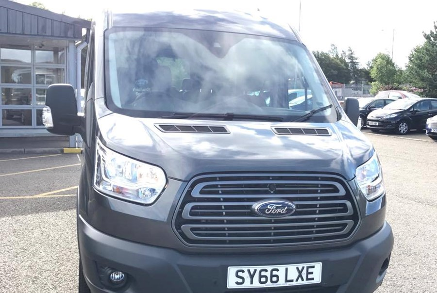 2016 Ford Transit 410 Trend Econetictech